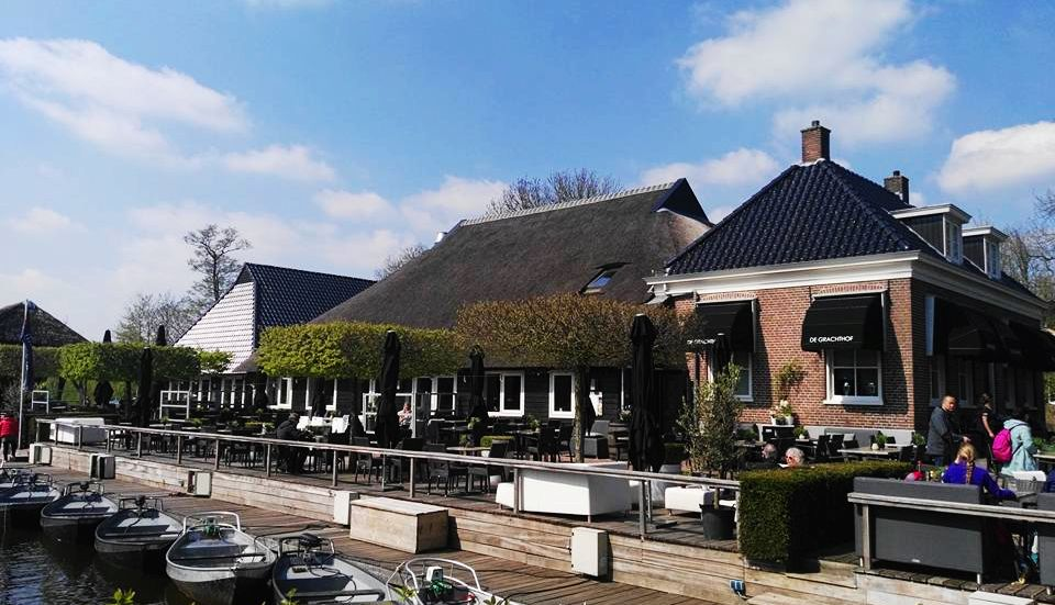 羊角村-Giethoorn - 【2017。荷蘭】超極貴婦團之 庫肯霍夫花園Keukenhof 。羊角村