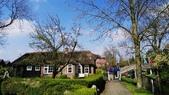 【2017。荷蘭】超極貴婦團之 庫肯霍夫花園Keukenhof 。羊角村:羊角村