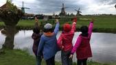 【2017。荷蘭】超級貴婦團之阿姆,桑斯安斯Zaanse Schans,北海漁村沃倫丹:風車村