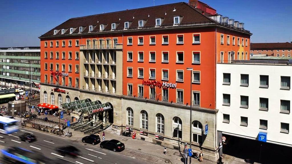 慕尼黑Intercity  hotel - 【2017。德國】超級貴婦團科隆,杜塞道夫。慕尼黑。羅騰堡,紐倫堡,新天鵝堡
