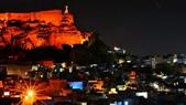【2016。勇闖印度】白城烏代浦爾。Ranakpur千柱廟,藍城久德浦:久德浦梅蘭加爾城堡
