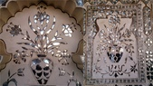 【2016。勇闖印度】金城賈沙米爾堡。粉紅城捷浦爾:捷浦琥珀堡
