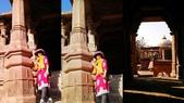 【2016。勇闖印度】白城烏代浦爾。Ranakpur千柱廟,藍城久德浦:久德浦曼朵花園