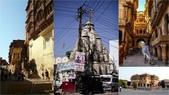 【2016。勇闖印度】白城烏代浦爾。Ranakpur千柱廟,藍城久德浦:四色城
