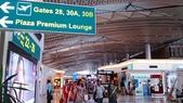 【2016 獨闖印度】吉隆坡Klia2機場。海德拉巴,孟買機場。:海德拉巴機場Hyderabad