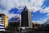 【2017 。荷蘭】超極貴婦團 曼谷,鹿特丹,海牙,台夫特,烏得勒支:鹿特丹Rotterdam  鉛筆屋,方塊屋,