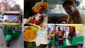 【2016。勇闖印度】印度女人。沙麗Sari。印式食物:捷浦
