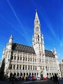 【2017。比利時】超級貴婦團之布魯塞爾Brussel,布魯日Brugges:魯塞爾Brussel,