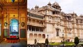 【2016。勇闖印度】白城烏代浦爾。Ranakpur千柱廟,藍城久德浦:烏代浦爾。City Palace