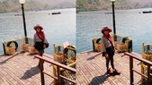 【2016。勇闖印度】白城烏代浦爾。Ranakpur千柱廟,藍城久德浦:烏代浦爾Lake Pichola
