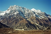 Trekking in Nepal, Dec 2003:The monastery