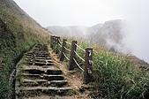 初探七星山 (13 March 2008):登頂步道