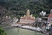 Rishikesh, March 2007:13層樓的 Trayanbakshwar Temple