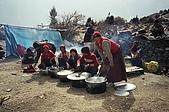 Trekking in Nepal, Dec 2003:Picnic-3