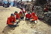 Trekking in Nepal, Dec 2003:Picnic-4