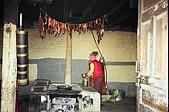 Trekking in Nepal, Dec 2003:In the kitchen of the monastery-2