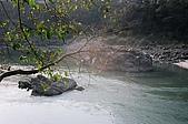 Rishikesh, March 2007:光與水波共舞