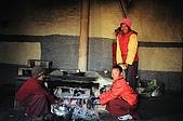 Trekking in Nepal, Dec 2003:In the kitchen of the monastery-3