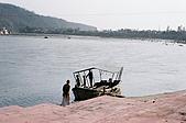 Rishikesh, March 2007:準備渡河?