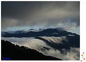 9811台中清境合歡山(下):合歡山雲海