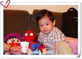 961104 海洋拉娜拍照:喜歡蜘蛛人玩偶