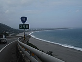 海山一體的太麻里:台九線,漂亮的海岸公路