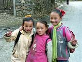 -'06稻城亞丁金秋之旅-:可愛的小女孩