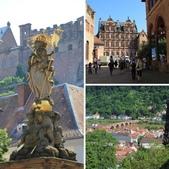 2016/06/06 典藏德瑞12日-1: 德國- 海德堡 Heidelberg:相簿封面