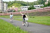 騎單車遊政大:008