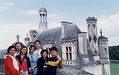 法國城堡-香波堡:020