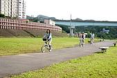 騎單車遊政大:014