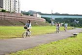 騎單車遊政大:015