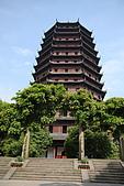 2009.04浙江廊橋奇山秀水之旅:杭州六合塔 (2).JPG