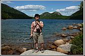 Acadia、晴天、悠閒、湖光山色:P1020865.JPG
