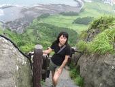 濟洲島之旅:城山日出峰4.JPG
