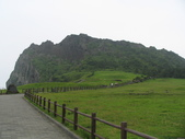 濟洲島之旅:城山日出峰2.JPG