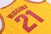NBA球衣 騎士隊:騎士隊21號WIGGINS 黃色1.jpg