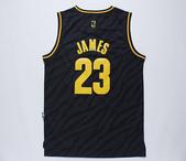 NBA球衣 騎士隊:騎士隊23號james 2014-15時尚 黑金1.jpg