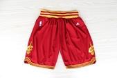 NBA球衣 騎士隊:騎士隊 球褲 紅色.jpg