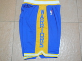 NBA球衣 勇士隊:勇士隊 球褲 復古城市版 藍色2.jpg