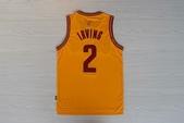 NBA球衣 騎士隊:騎士隊2號IRVING 黃色1.jpg