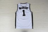 NBA球衣 馬刺隊:馬刺隊1號TMAC 白色1.jpg
