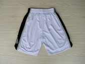 NBA球衣 馬刺隊:馬刺隊 球褲 白色1.jpg