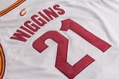 NBA球衣 騎士隊:騎士隊21號WIGGINS 白色2.jpg
