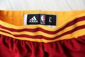 NBA球衣 騎士隊:騎士隊 球褲 紅色2.jpg