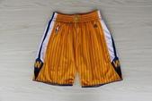 NBA球衣 勇士隊:勇士隊 球褲 黃色條紋.jpg
