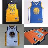 NBA球衣 勇士隊:相簿封面