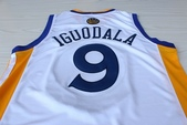 NBA球衣 勇士隊:勇士隊9號IGUODALA 白色2.jpg