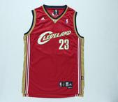 NBA球衣 騎士隊:騎士隊23號james 復古 紅金色.jpg