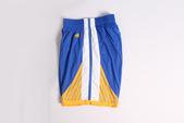 NBA球衣 勇士隊:勇士隊 球褲 藍色1.jpg